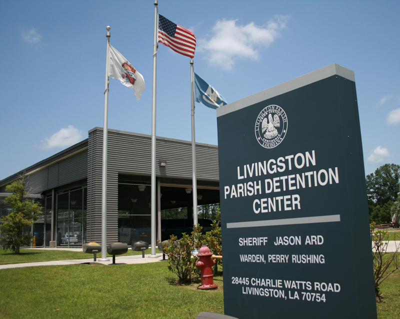 Livingston Parish Detention Center